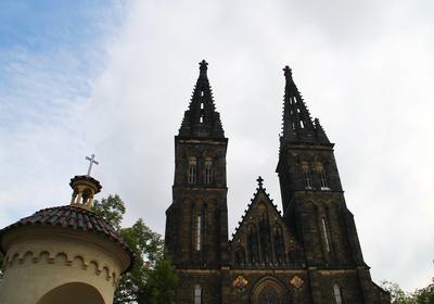 Prag -  St. Peter und Paul