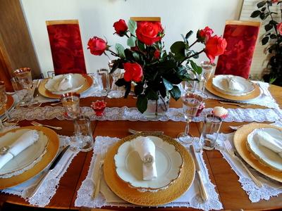 Für die Gäste nur das Beste