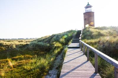 Insel Sylt - Leuchtturm bei Kampen 2