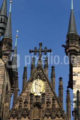 Prag - Teynkirche 02
