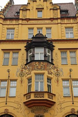 Prager Altstadtfassaden 02