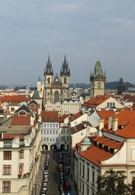 Prag - Teynkirche 05