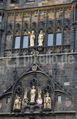Prag - Altstädter Brückenturm 02