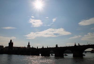 Prag - die Karlsbrücke 02