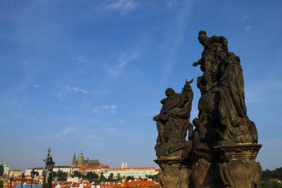 Prag - die Karlsbrücke 05