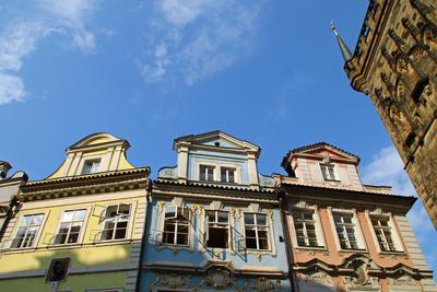 Prager Altstadtfassaden 03