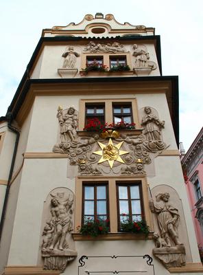 Prager Altstadtfassaden 04