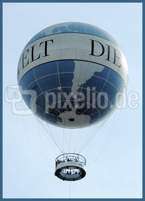 Fesselballon Hi-Flyer Berlin