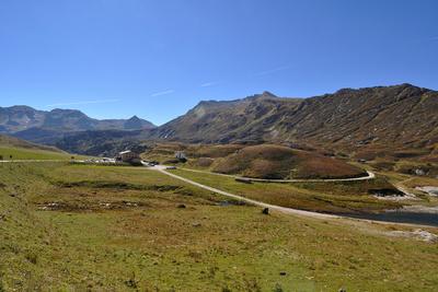 Zwischen Graubünden und Tessin