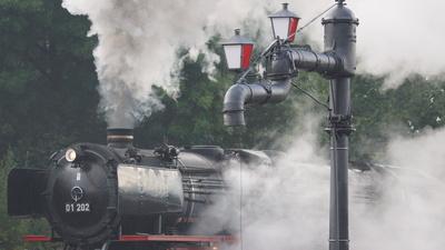 Mit Volldampf durch den Kohlenhof