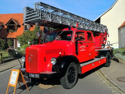 Feuerwehr Leiter