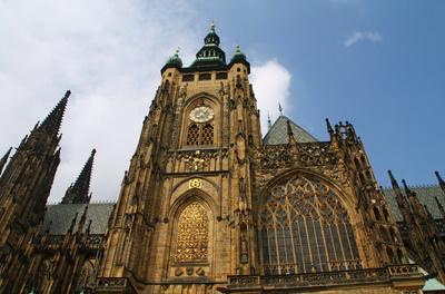 Prag - St.-Veits-Kathedrale 01