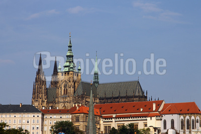 Prag - St.-Veits-Kathedrale 02
