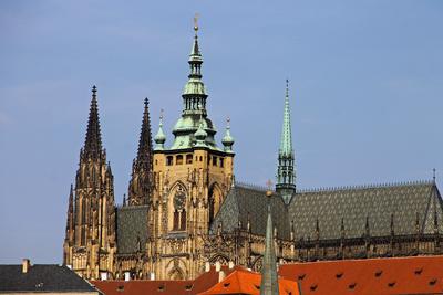 Prag - St.-Veits-Kathedrale 03