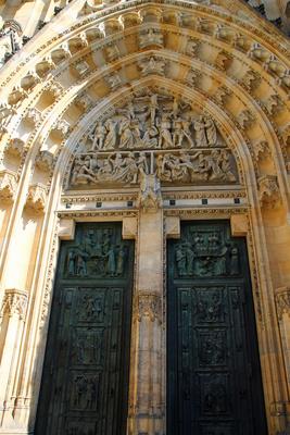 Prag - St.-Veits-Kathedrale 07