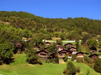 Ferien-Chalets im Lötschental