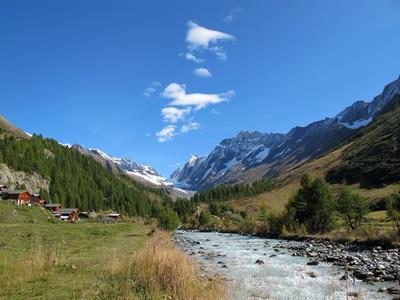 Fafler-Alp im Lötschental