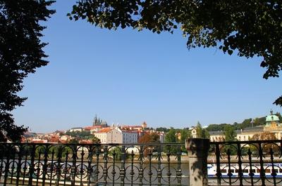 Prag - Berg Hradschin mit Prager Burg 03