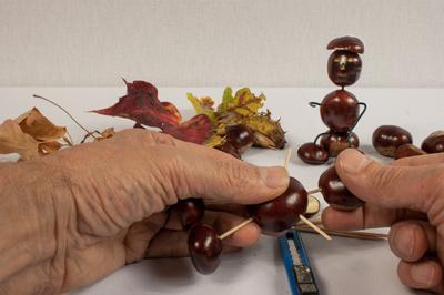 Herbstliche Bastelei (2)