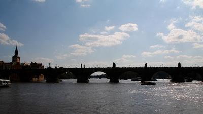 Prag - die Karlsbrücke 09