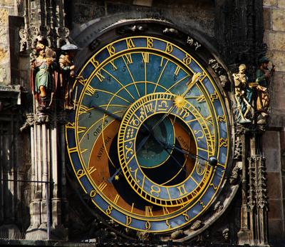 Prag - Altstädter Astronomische Uhr