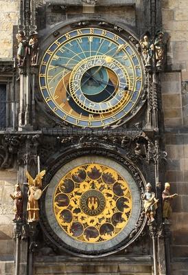 Prag - Altstädter Astronomische Uhr 02