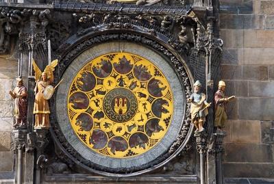 Prag - Altstädter Astronomische Uhr 03