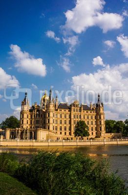 Schweriner Schloss 3