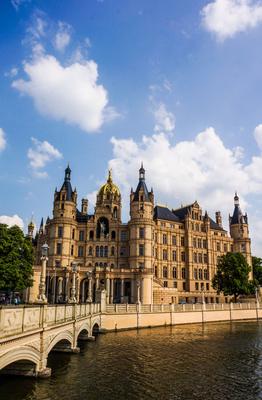 Schweriner Schloss 5