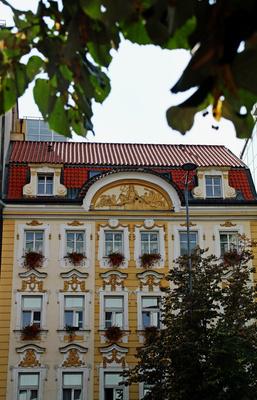 Prager Altstadtfassaden 07