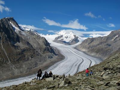 Gletscherwelten Aletsch