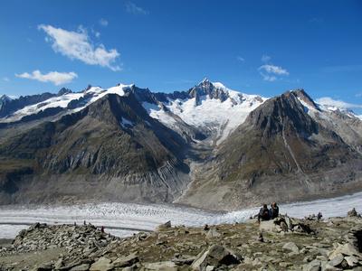 Aletschhorn 4193 m
