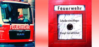 Notruf - Feuerwehr