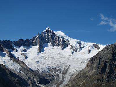 Aletschhorn ganz nah