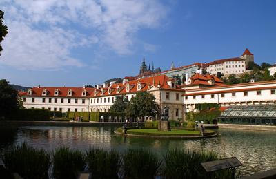 Prag - Die Gärten Wallensteins 02