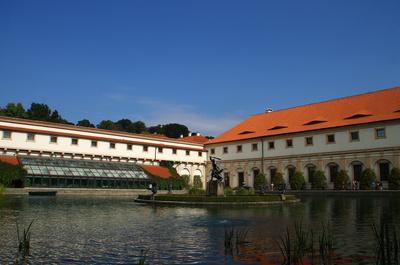 Prag - Die Gärten Wallensteins 03