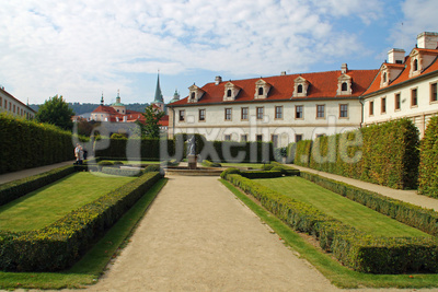 Prag - Die Gärten Wallensteins 04