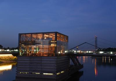 Medienhafen - Restaurant