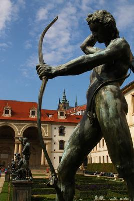Prag - Die Gärten Wallensteins 05