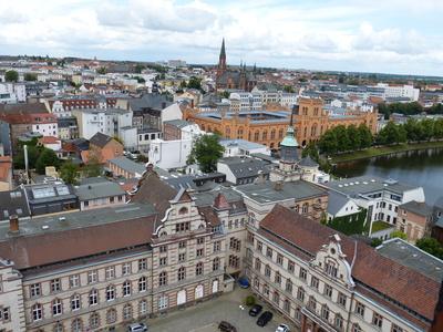 Blick über Schwerin 2