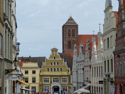 Wismar: Altstadt