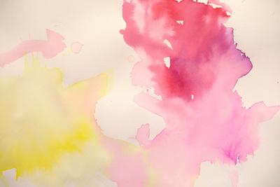 Hintergrund Kindermalen Wasserfarbe 1
