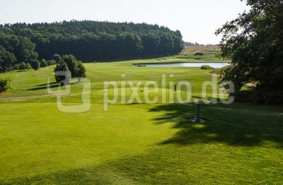 Golfplatz WinstonOpen bei Schwerin
