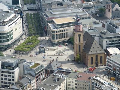 Blick auf Frankfurt 2