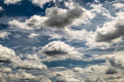 Wolkenwatte