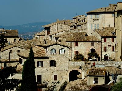 Wohnen in Assisi