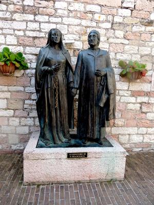 Eltern von Franz von Assisi