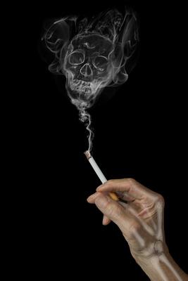 Nur Rauch!?