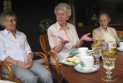 Geburtstags-Kaffee-Kränzchen
