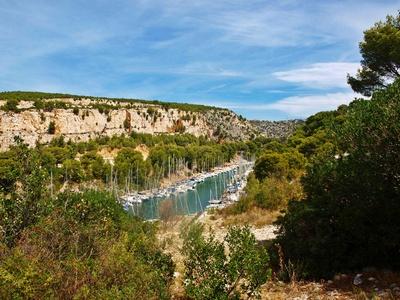 Der Hafen von Cassis1